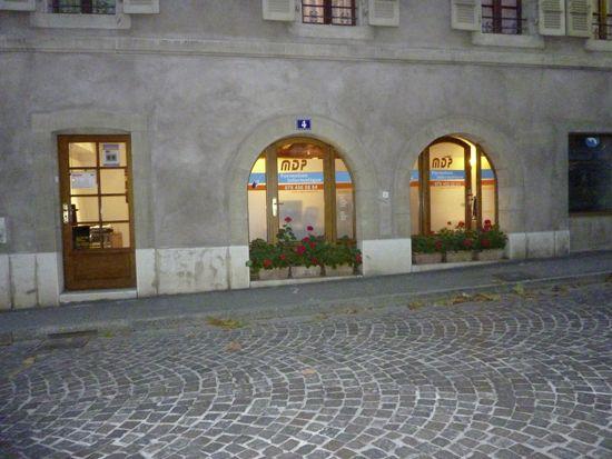 MDP formation informatique Genève